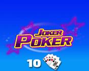 Joker Poker 10 Hand