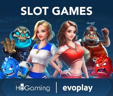 Hogaming Slot Lobby