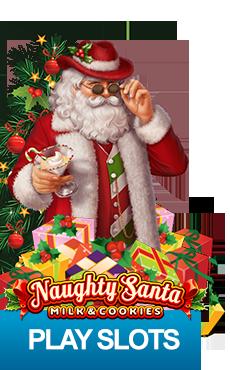 Habanero Naught Santa